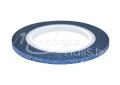 Kék 3D matt díszítő csík,  #107 körömdíszítéshez