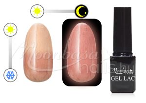 Luckyfluffy 3in1 Fur effect géllakk 5ml #489