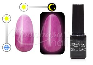 Lunaliger 3in1 Fur effect géllakk 5ml #491