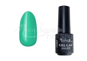 Liliomzöld 3step géllakk 4ml #070