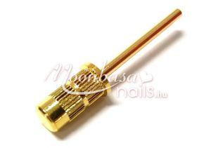 Csiszológyűrű tartó fej   Arany
