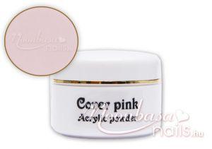 Építő porcelánpor 12g  Cover pink