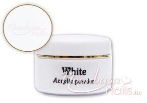 Extra fehér / White Építő porcelánpor 12g