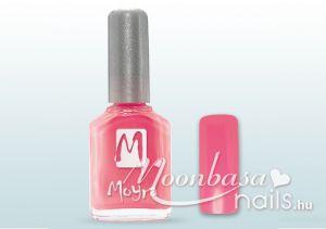 Moyra körömlakk 12ml #037 Sötét neon pink