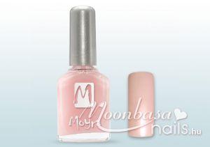 Francia rozsaszín Moyra körömlakk 12ml #006