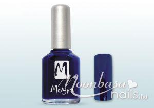 Moyra körömlakk 12ml #089 Király kék
