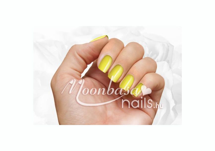 Színes zselé 5ml #012 Citrom sárga