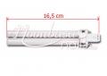 UV cső 16,5 cm UV-9W H-alakú