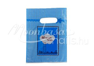 Blue Sweet love Ajándék szatyor 100db/csomag #501-12