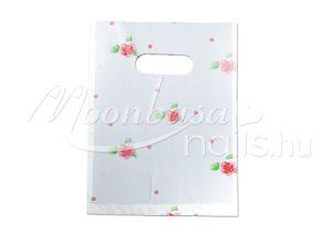 Ajándék szatyor 100db/csomag #502-17 Rózsás