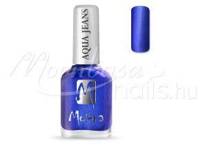 Aqua Jeans effect körömlakk 12ml #315 Blah blah Blue