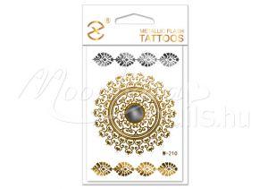 Arany tetoválás 7x10cm W211