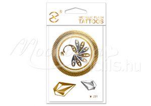 Arany tetoválás 7x10cm W221