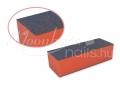 Buffer háromoldalas, , , narancssárga - fekete