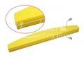 Buffer homokolt, 100/180, , sárga