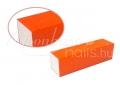 Buffer négyoldalú, , , Neon narancs