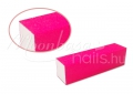 Buffer négyoldalú, , , Neon pink