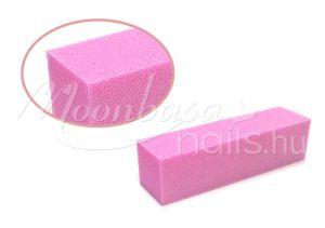 Rózsaszín Buffer négyoldalu