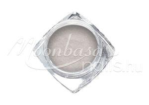 Ezüst világos fehér Candy colors csillámpor 3g #723