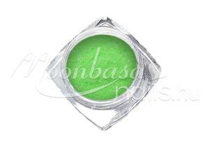 Világos zöld Candy colors csillámpor 3g #734