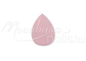 Rózsaszín Csepp alakú kozmetikai szivacs  #313-P