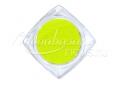 Cukorhatású neon csillámpor 5ml #510 Sárga