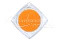 Cukorhatású neon csillámpor 5ml #514 Világos narancs