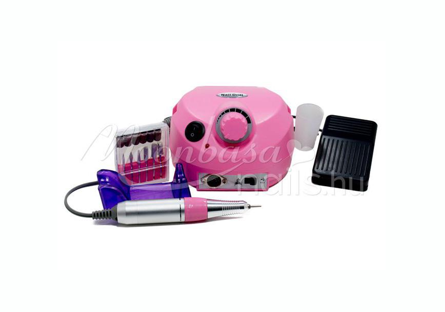 Elektromos csiszológép készlet  US-202 Pink