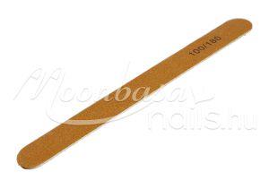 Fa reszelő egyenes 100/180 #1118 Barna
