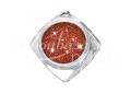Finom csillámpor 5ml 3602 Téglavörös
