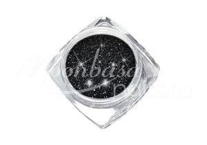 Finom csillámpor 5ml 3905 Fekete