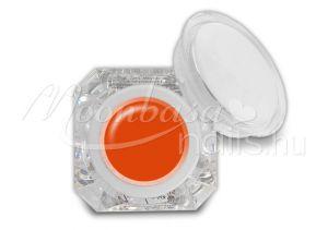 Klasszikus narancs Fixálásmentes színes zselé 5g F04