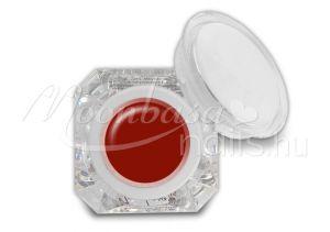Klasszikus piros Fixálásmentes színes zselé 5g F21