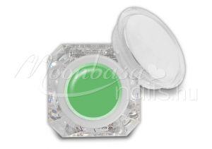 Világos zöld Fixálásmentes színes zselé 5g F36