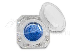 Csillámos párizsi kék Fixálásmentes színes zselé 5g F43
