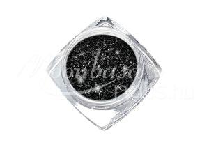 Fekete Flitter kicsi 3g FS010