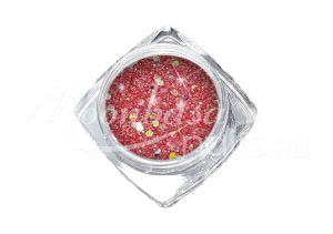 Rózsaszín Flitterpor 5ml FP013