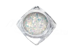Üvegkristály Flitterpor 5ml FP074