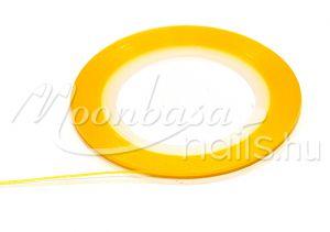 Sárga Neon díszítő csík  #29