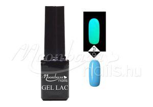 Kék Foszforeszkáló géllakk 5ml #632