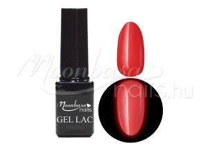 Piros Foszforeszkáló géllakk 5ml #643