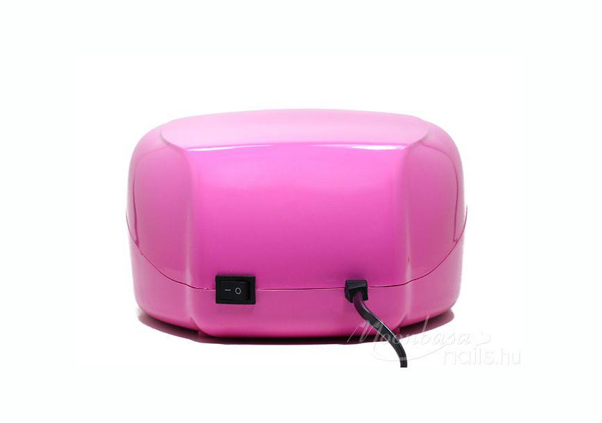 Géllakk induló készlet 18W-os pink UV lámpával