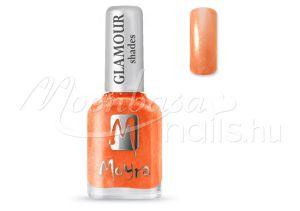 Glamour Shades effect körömlakk 12ml #803 Narancssárga