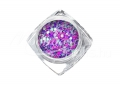 Glitter Szivárvány, , #281,