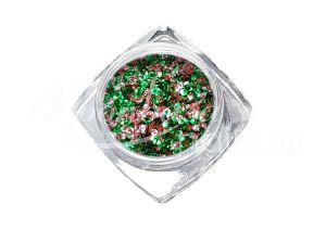 Glitter Szivárvány  #303