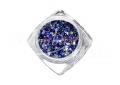 Glitter Szivárvány, , #306,