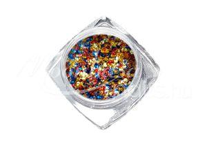 Glitter Szivárvány  #308