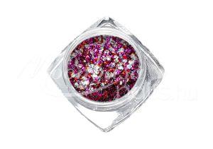 Glitter Szivárvány  #309