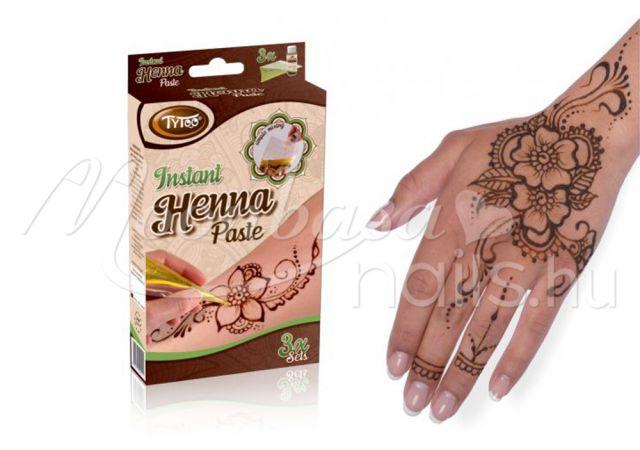 Instant Henna paszta 3db  #500921