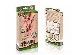 Instant Henna paszta 1db  #500914